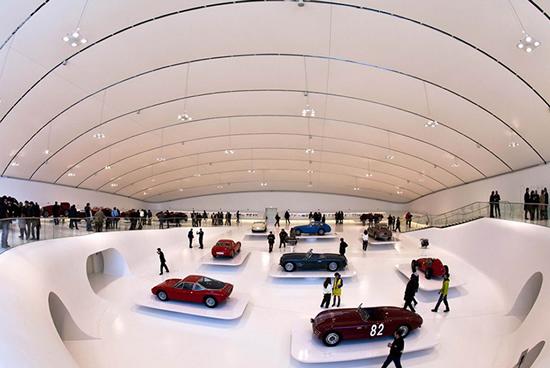 Museo Ferrari, Módena