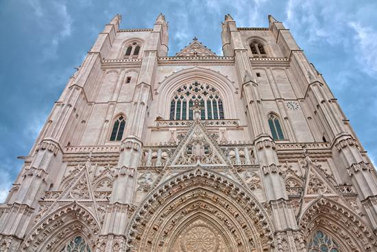 Nantes, Catedral, Francia