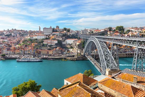 Oporto, Puente San Luis