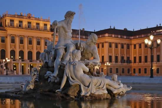 Palacio Schonbrunn, Viena