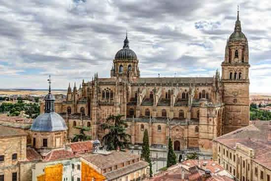 Salamanca, Catedral