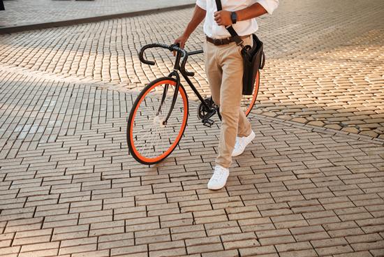 Salamanca en bicicleta