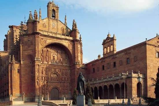Salamanca, Iglesia convento de San Esteban