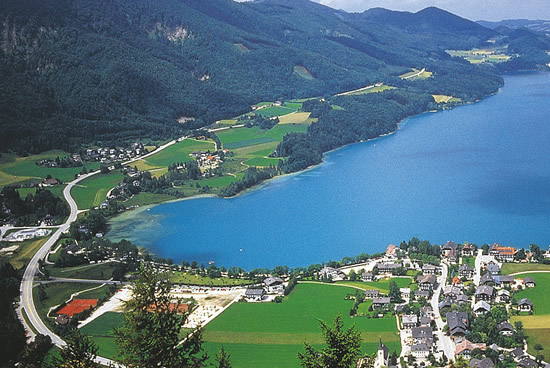 Salzburgo, lagos