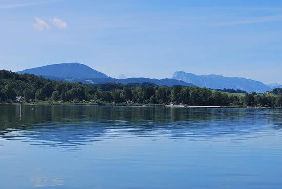 Salzburgo region de los lagos