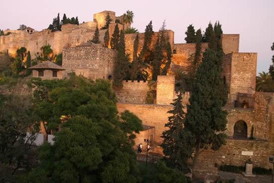 Sevilla, Alcazaba