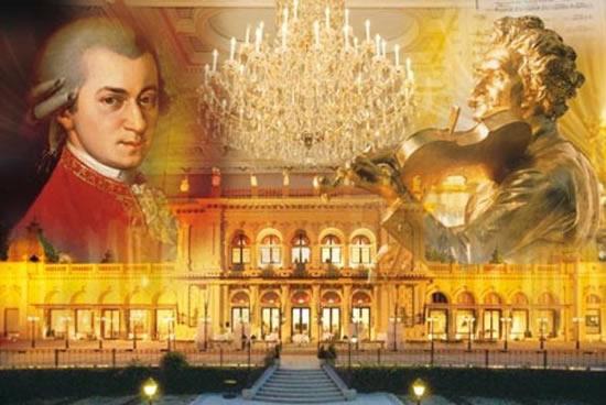 Viena concierto Mozart