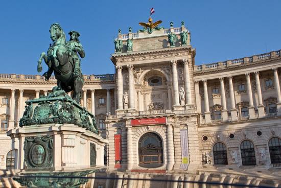 Viena, Palacio Imperial Hofburg