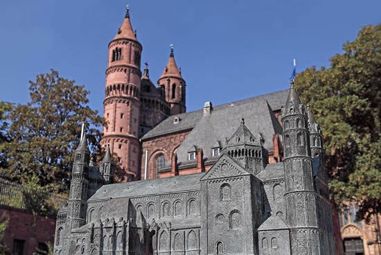 Worms, catedral