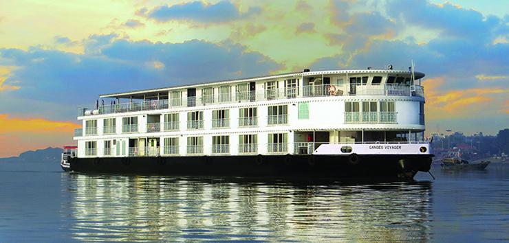 Crucero Fluvial Por el Río Ganges