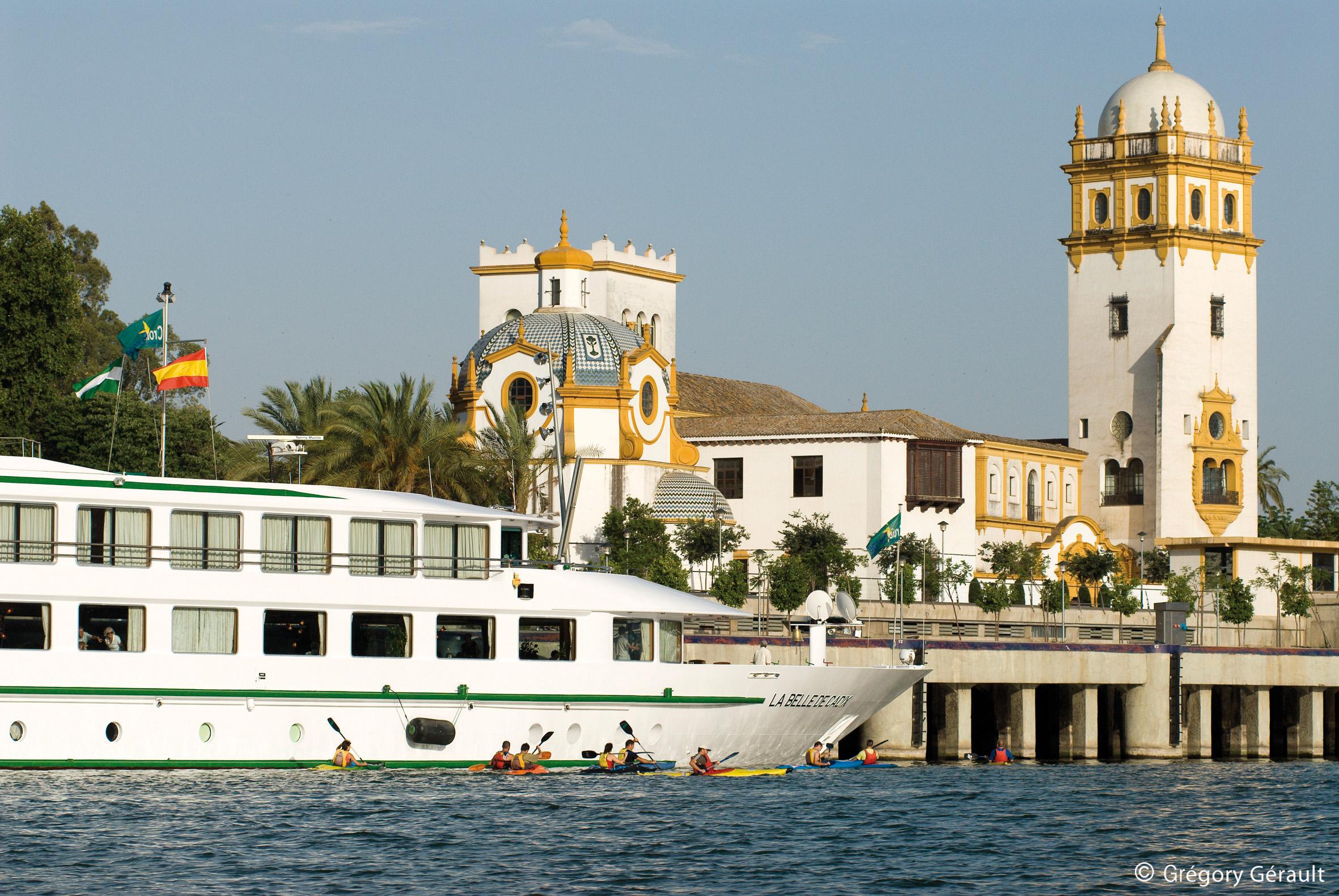 Crucero fluvial por el Guadalquivir