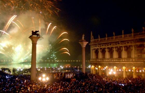 Venecia, Fin de Año