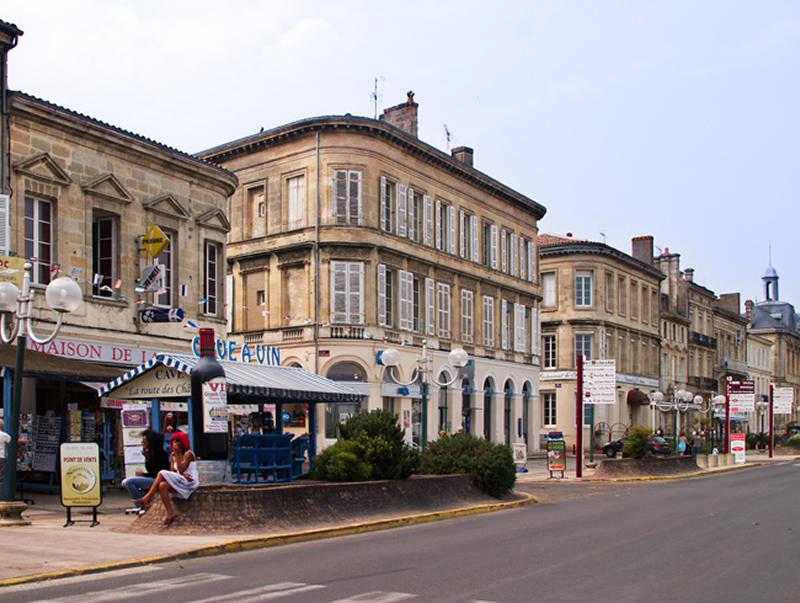 Pauillac, Aquitania