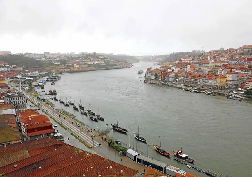 Río Duero, Oporto