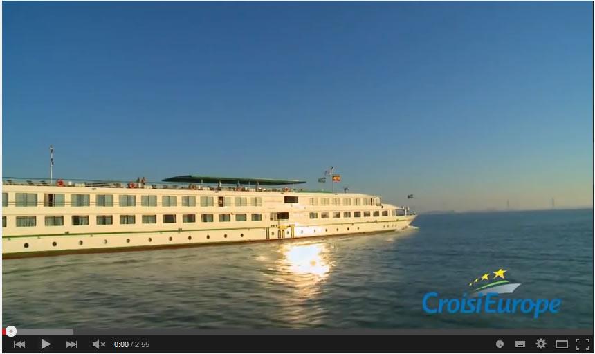Crucero fluvial-maritimo por el Guadalquivir, el Guadiana y el Océano Atlántico (Croisieurope)