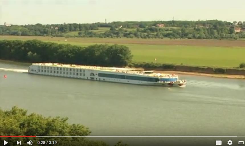 Cruceros A-Rosa por el Rhin y Danubio