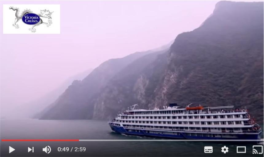 Victoria Cruises Experience