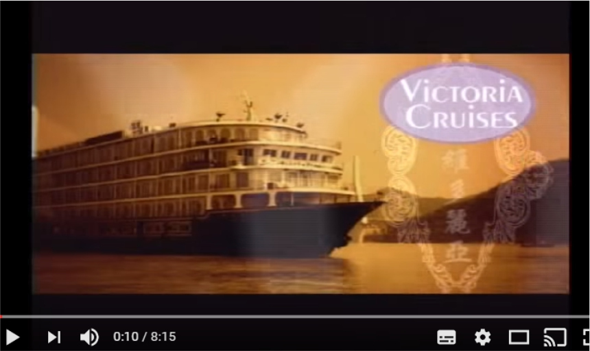 Yangtze River Cruise: Victoria Cruises