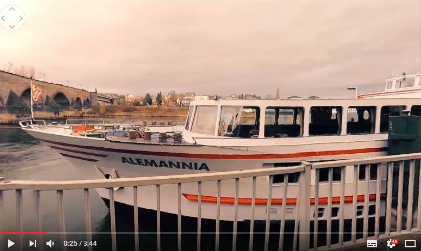 Barco MS Alemania