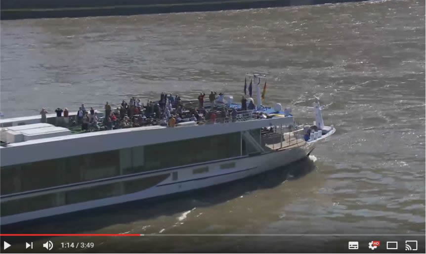 Cruceros por el Duero con Scenic Cruises 2016