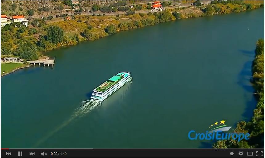 Croisieurope y sus cruceros fluviales
