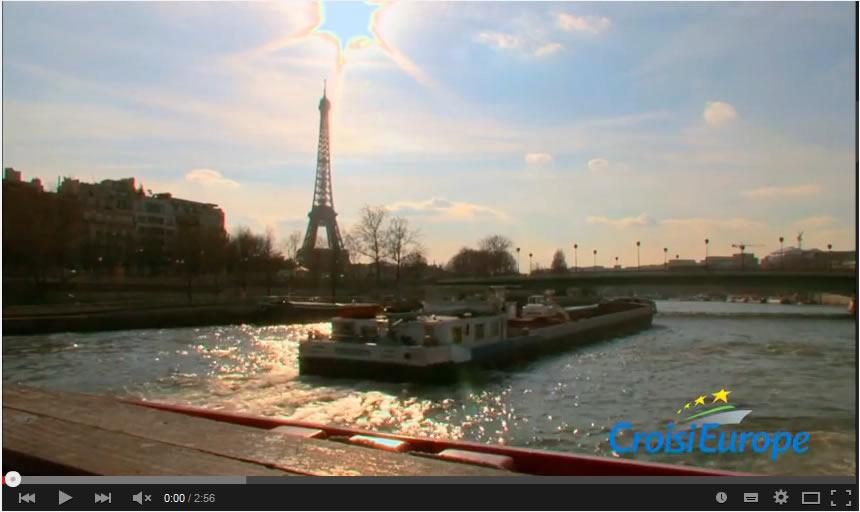 París, el Sena y La Normandia (Croisieurope)