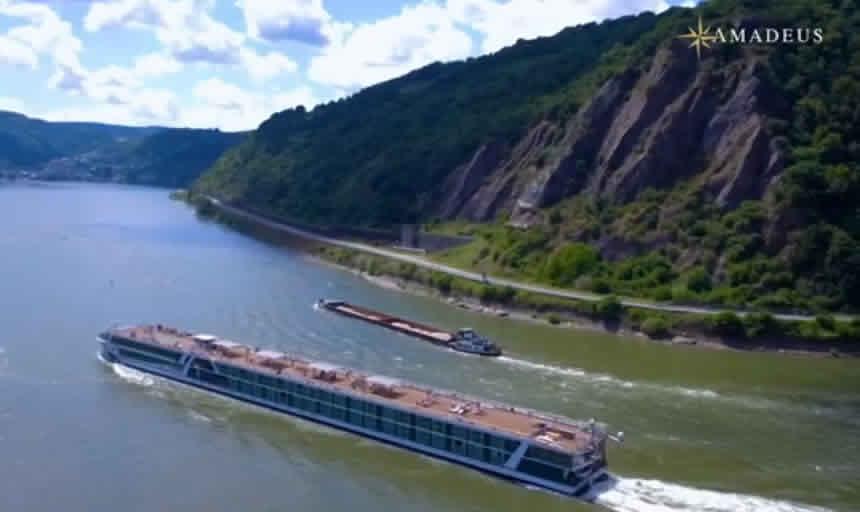 Crucero Clásico por el Danubio con Amadeus