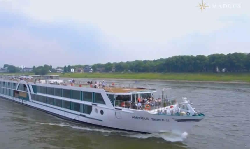 Crucero por el Danubio Azul con Amadeus