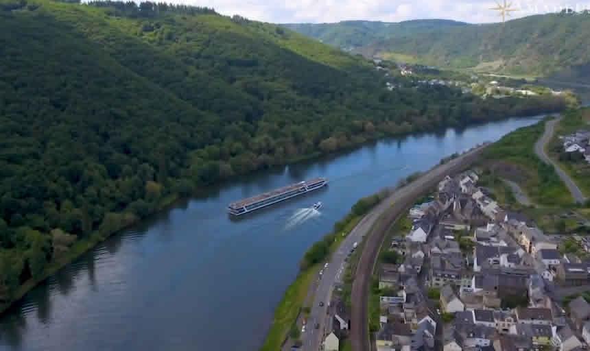 Crucero por el Danubio en el Amadeus Rhapsody