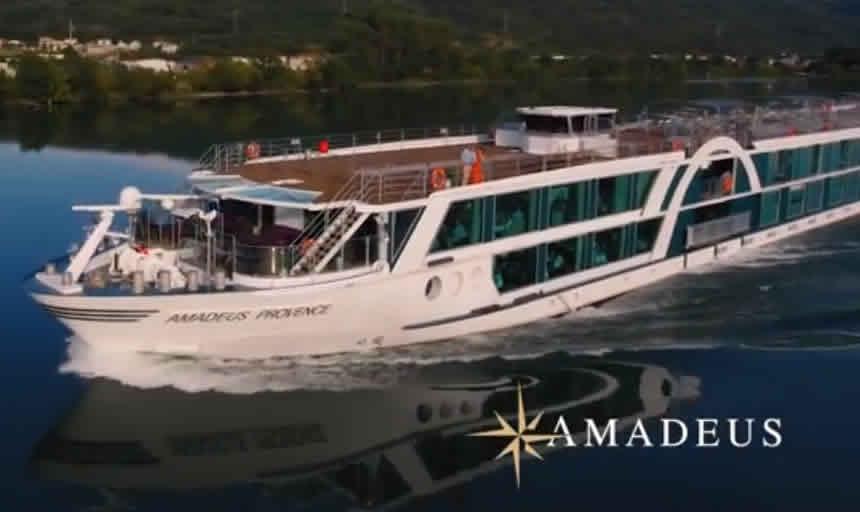 El placer de viajar en crucero con Amadeus